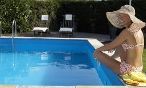 Energi- og klimaoptimerende produkter som opfylder alle behov til swimmingpoolen og udespaen.